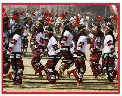 Kachhi Gori Folk Dances of Rajasthan
