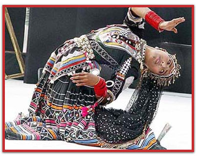 Kalbelia Folk Dances of Rajasthan